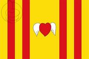 Bandera de Alcorisa