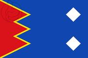 Bandera de Arcos de las Salinas