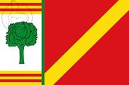 Bandeira do Barrachina