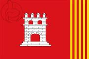 Bandera de Blancafort
