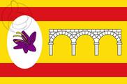 Bandera de Cortes de Aragón