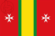 Bandera de Ginestar