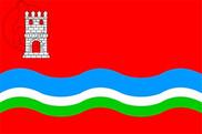 Flag of L\'Aldea