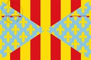 Bandera de Prades