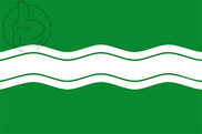 Flag of Sant Jaume d\'Enveja