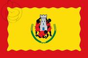Bandera de Torre los Negros