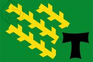 Bandera de Els Pallaresos