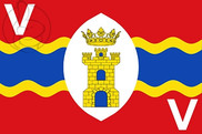 Bandera de El Vallecillo