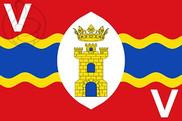 Bandeira do El Vallecillo