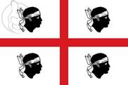 Bandiera di Cerdeña
