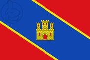 Flag of Alcalá de Ebro