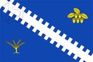 Flag of Aldehuela de Liestos