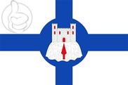 Bandera de Berrueco