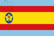 Bandera de Bureta