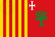 Bandera de Cadrete