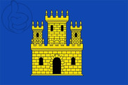 Flag of Castellet i la Gornal