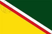 Bandera de Castellfollit del Boix
