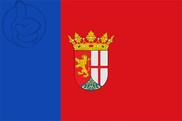 Bandera de El Burgo de Ebro