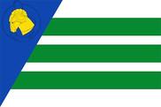 Bandera de El Buste