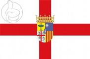 Bandeira do Provincia de Zaragoza