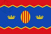 Bandera de El Frago