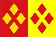 Bandera de Fayón