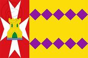 Bandera de Fuendejalón