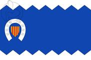 Bandera de Herrera de los Navarros