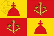 Bandera de La Pobla de Claramunt