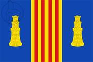 Bandera de Magallón