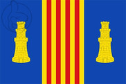 Flag of Magallón