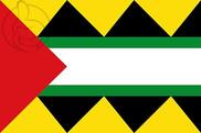 Bandera de Monegrillo