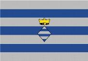 Flag of Sant Martí de Tous