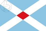 Bandera de Oristà