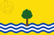 Flag of Nuez de Ebro