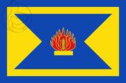 Bandera de Orés