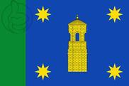 Bandeira do Pradilla de Ebro