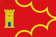 Flag of Salvatierra de Esca
