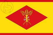 Bandera de Samper del Salz