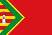 Bandera de Val de San Martín