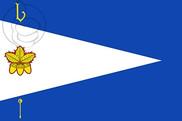Bandera de Vera de Moncayo