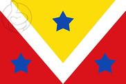 Bandeira do Villalba de Perejil
