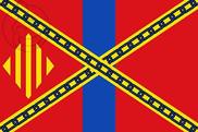 Bandiera di Villar de los Navarros