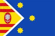 Bandera de Aísa