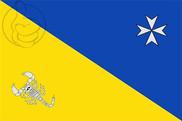 Bandera de Alfántega