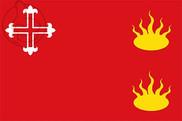 Bandera de Brunyola