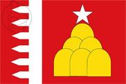Bandera de La Colilla