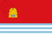 Bandera de La Luenga