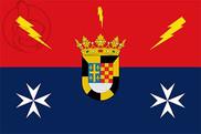 Bandera de Lalueza