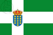 Bandera de Las Navas del Marqués